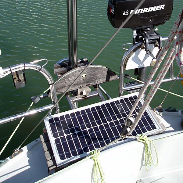 Impianto fotovoltaico ad isola iorisparmioenergia