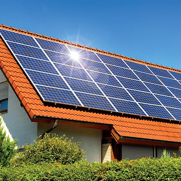Impianto fotovoltaico con accumulo iorisparmioenergia