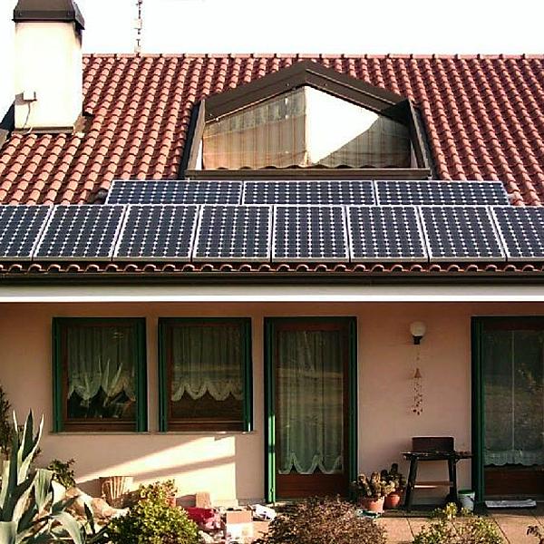 Impianto fotovoltaico connesso in rete iorisparmioenergia