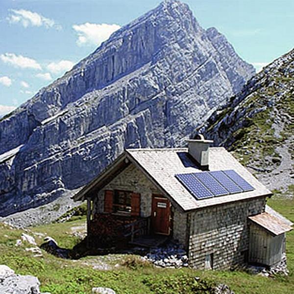 Impianto fotovoltaico stand-alone iorisparmioenergia