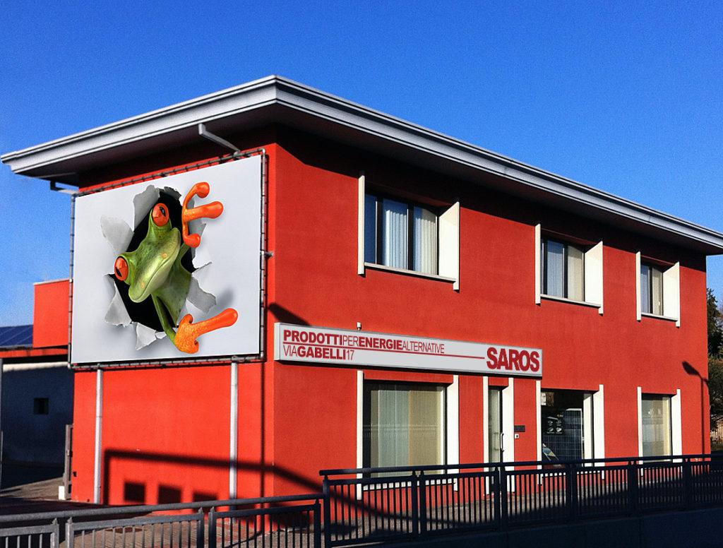 Saros srl Gruppo Saros IoRisparmioEnergia sede Porcia Pordenone
