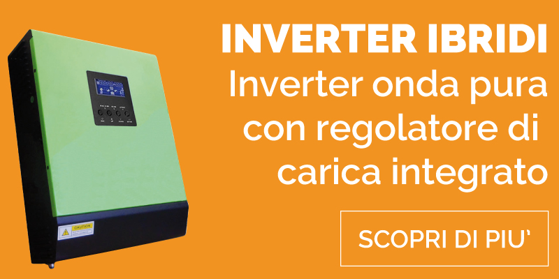 inverter All In One IoRisparmioEnergia