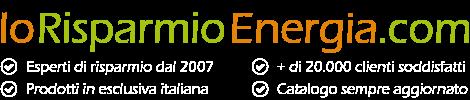 iorisparmioenergia logo kit fotovoltaici